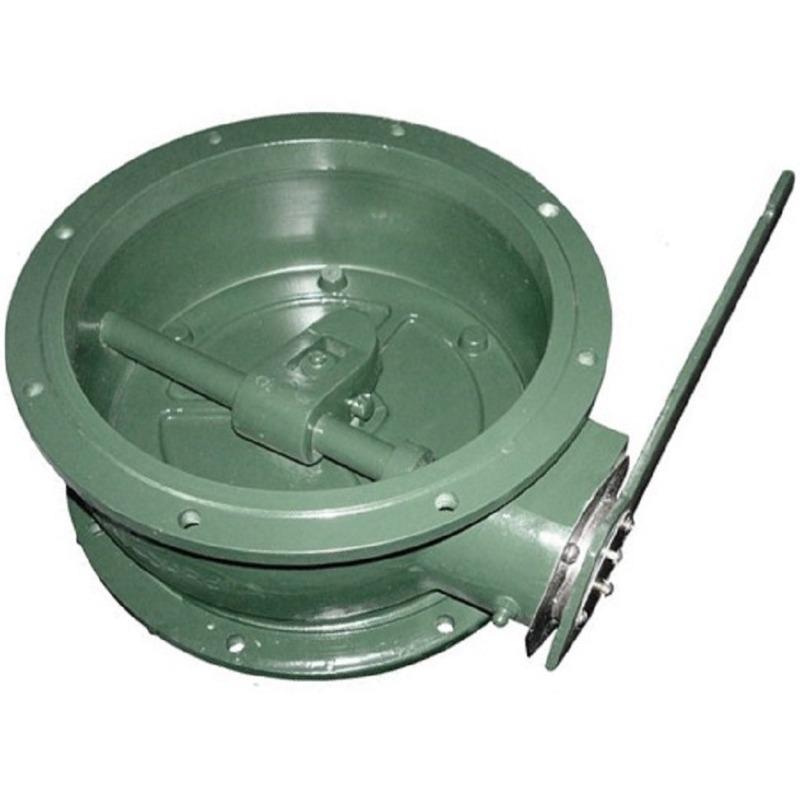 Клапан герметический вентиляционный с ручным приводом КГ-300