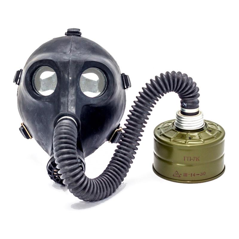 Противогазы детские фильтрующие ПДФ-2Д, ПДФ-2Ш