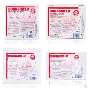 Противоожоговая продукция Burnshield